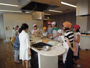 第11回料理教室を開催